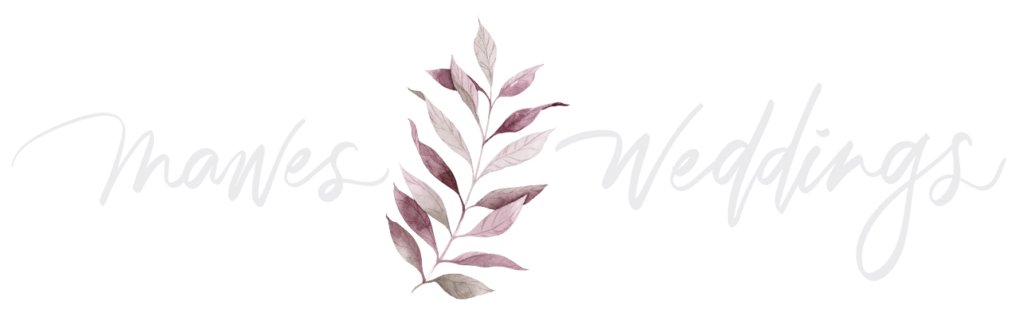 MAWES Weddings LOGO | Videograf Hochzeitsvideo