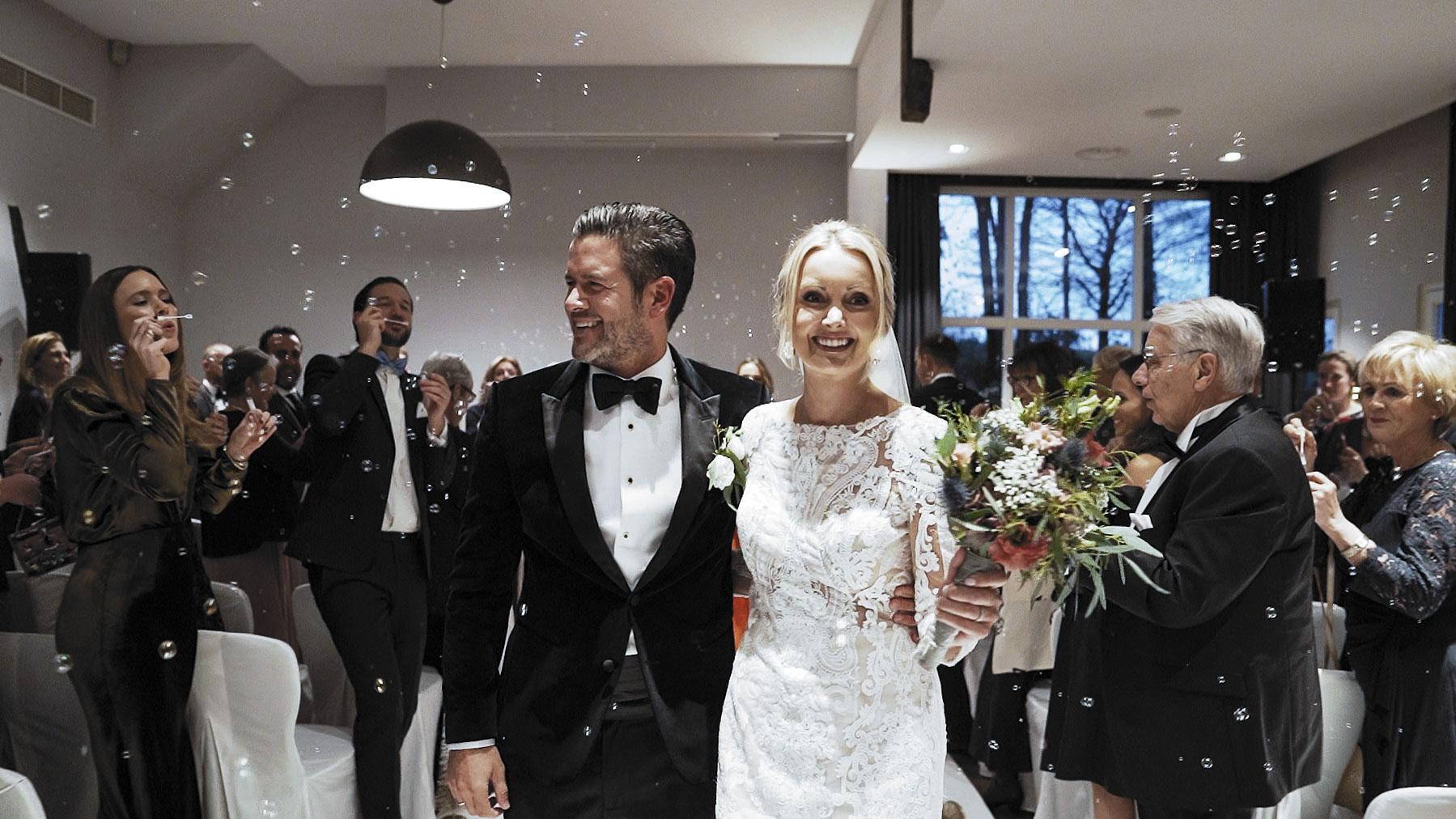Chris + Anne Hochzeitsfilm Videograf Bonn Kasteel Vaalsbroek