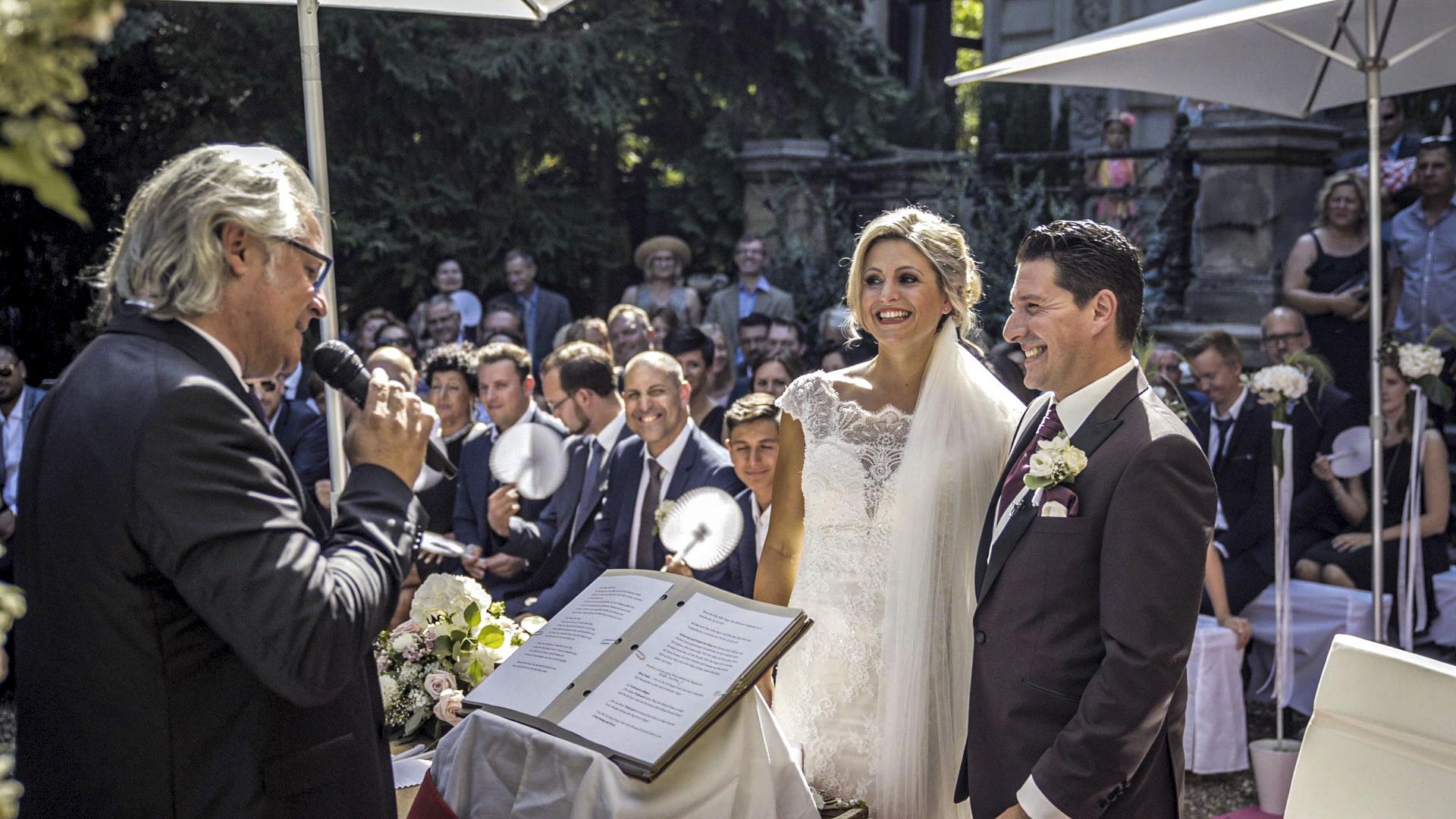 Hochzeitsfilm Hans & Tanja Bonn Bad Godesburg