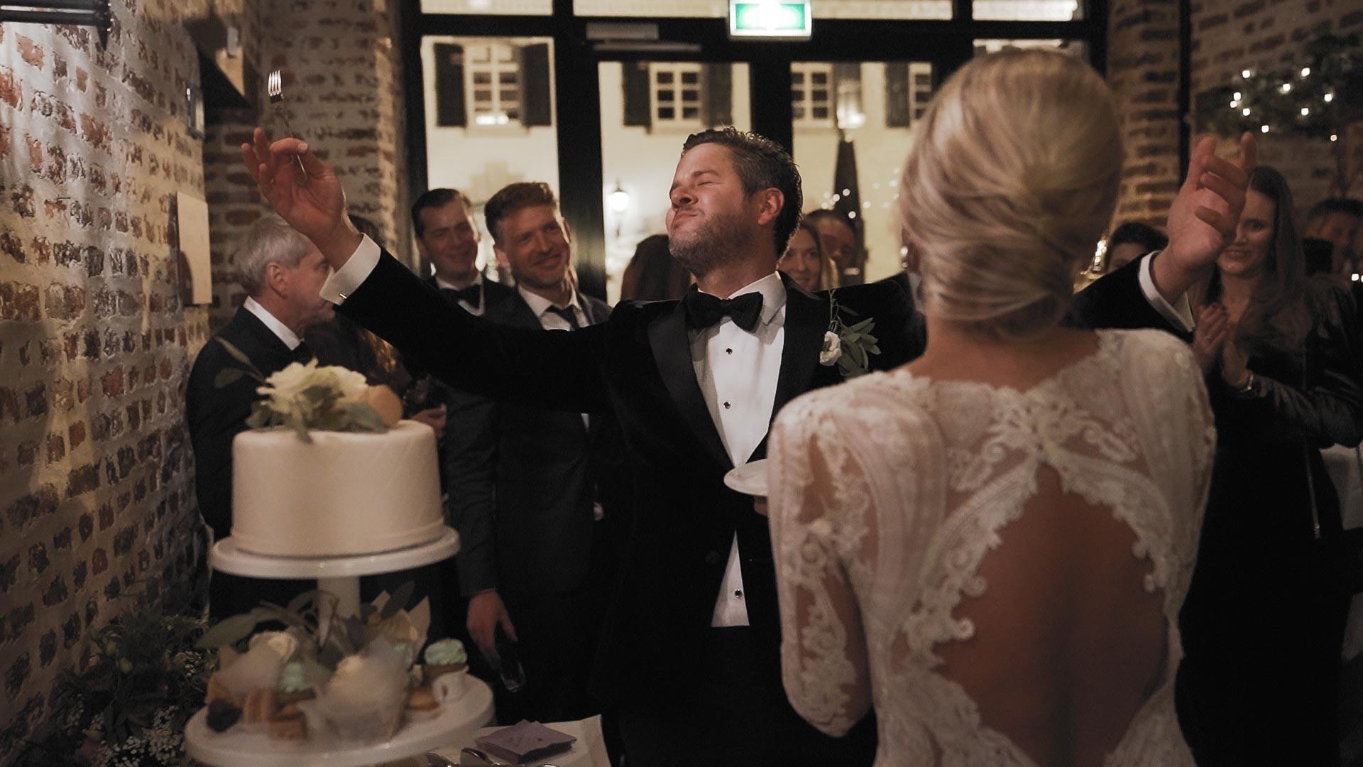 Chris & Anne Hochzeitsfilm Kasteel Vaalsbroek Niederlande Videograf Hochzeit Filmemacher049