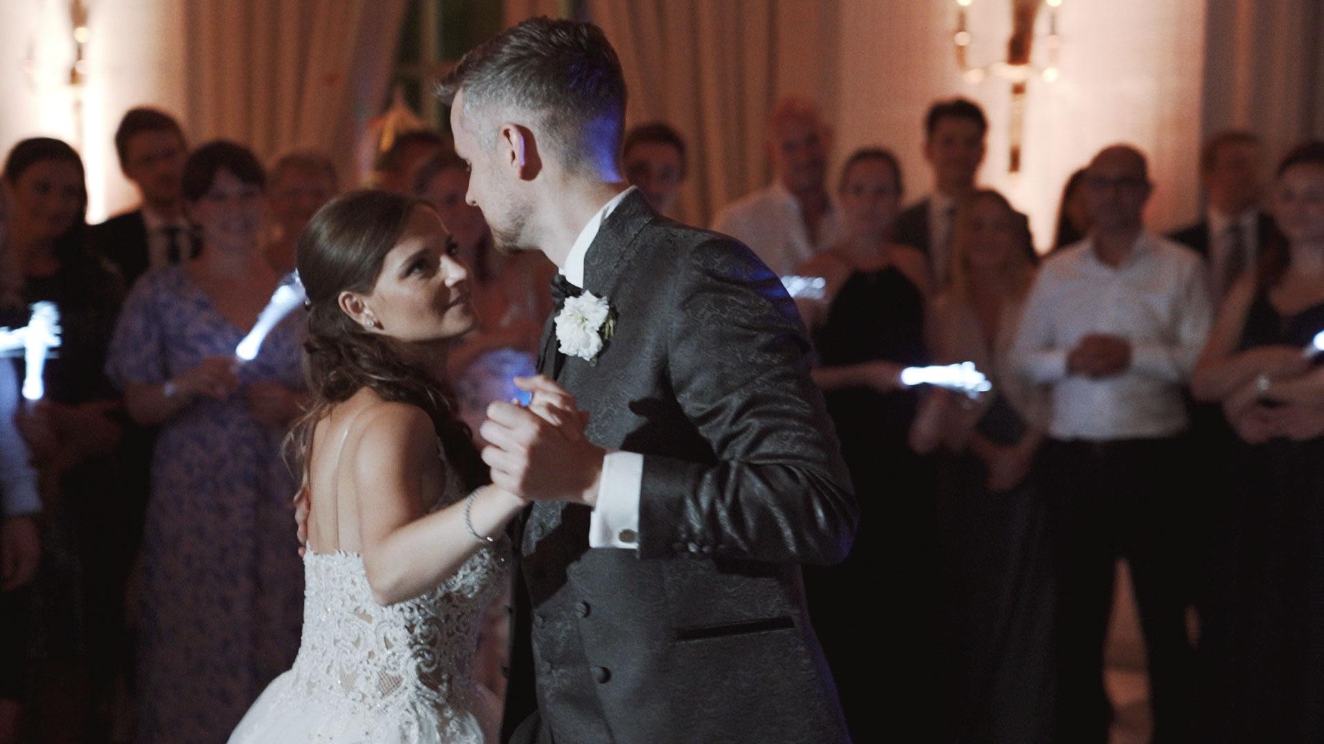 Hochzeitsfilm Hochzeitsvideo Film Video Videograf Schloss La Redoute Bonn