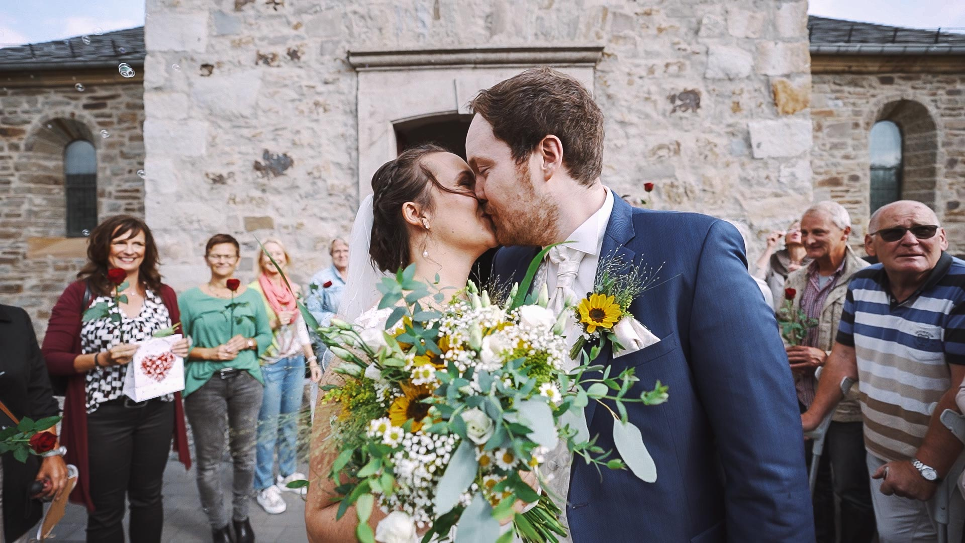 Till + Lara Hochzeit Schloss Eulenbroich - Hochzeitsvideograf - Hochzeitsfilm - Filmemacher - Hochzeitsvideo
